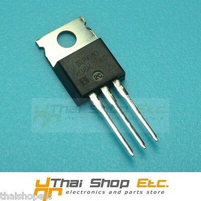 """10 x IRF610 """"IR"""" Power MOSFET N-Channel 3.3A 200V - Free Shipping"""