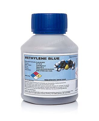 100g Methylene blue - crystals (granules) purest quality!