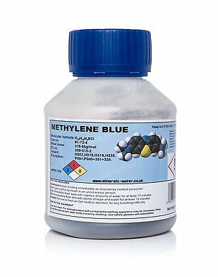 25g Methylene blue - crystals (granules) purest quality!