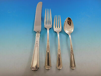 Louis XIV by Towle Sterling Silver Regular Size Place Setting(s) 4pc