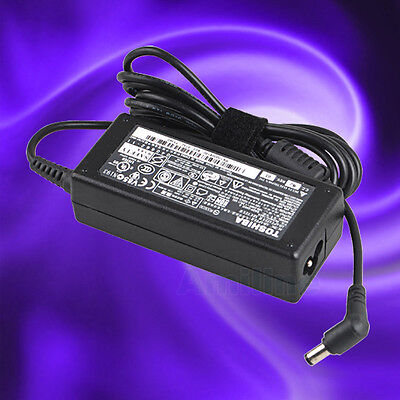 GENUINE TOSHIBA Satellite C645 C650 C655 65W 19V 3.42A AC ADAPTER LAPTOP CHARGER
