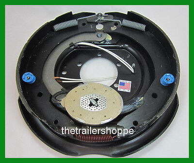 Dexter 12 X 2 Electric Trailer Brake Embly W New Magnet 5200 6000 Lbs Axle