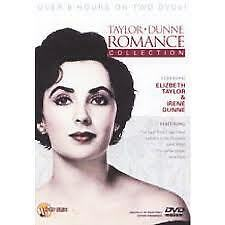 Taylor + Dune Romance Collection Dvd   *New+Sealed* 6 Dvds Gen.region 4