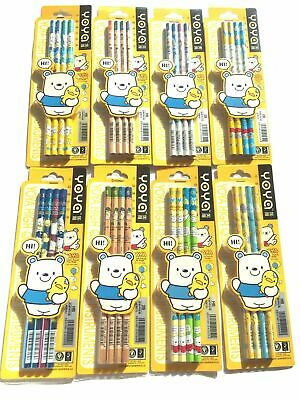 300 PCs HB Wood Lead Pencils for Office or Students
