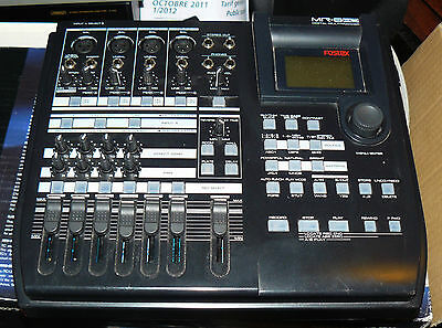 Fostex MR8HD 8-Track Digital Recorder