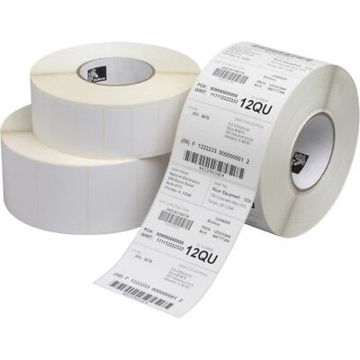 "LARGE Thermal Barcode Labels for Zebra LP2824 & LP2824 PLUS 2.25"" x 1.25"""