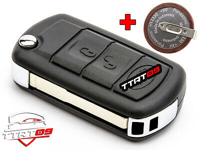 NEUF LAND ROVER DISCOVERY 3 TDV6 TELECOMMANDE CLE RANGE ROVER + Vl2330 BATTERIE