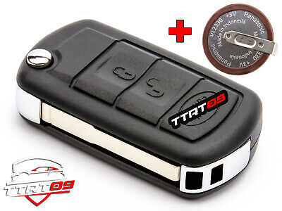 Neuf Land Rover Discovery 3 Tdv6 Range Rover Sport Plip Telecommande Cle Coque