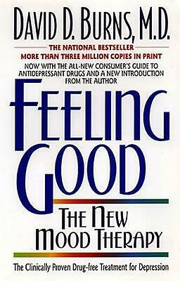 Feeling Good:: The New Mood Therapy by David D. M.D. Burns (English) Paperback B