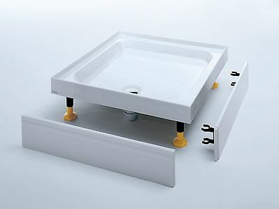 Square & Rectangular 4 Upstand Riser Shower Trays - Various Sizes
