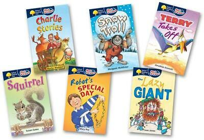Oxford Reading Tree All Stars Pack 1a Pack of 6: 1 x 6 titles by Jonathan Emmett