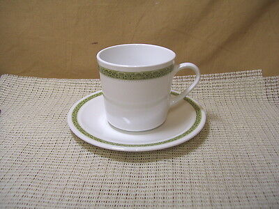 Corning Corelle Lynwood Pattern Cup & Saucer Set