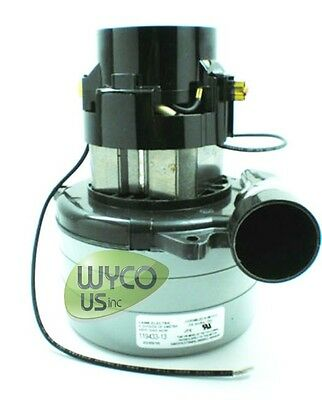 Vacuum Motor By Lamb Electric 119433-13, 24V Dc, Floor Scrubbers, Nss 2395571