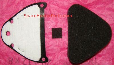70-054-0200 Filter Kit for Dyna Glo Pro, Thermoheat and more. Also # SP-KFA1005