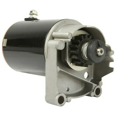 New Starter Briggs V Twin 497596 497956 14-18 HP 497596 110635 410-22004 9797