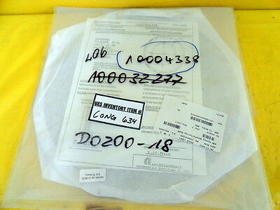 AMAT Applied Materials 0250-09623 Anodized Gas Distribution Plate New surplus