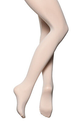 Girls Ladies Pink Ballet Tap Dance Tights By Katz Dancewear All Ages All Styles