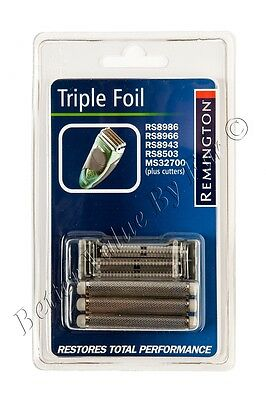 Remington Triple Foil Cutting Heads RS8986 RS8966 RS8943 RS8503 MS32700
