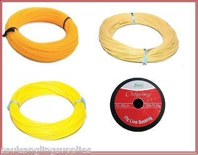 Backing Line & ASL Weight Forward Floating Fly Fishing Line