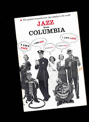 1950s Jazz from Columbia (Comprehensive Catalog)