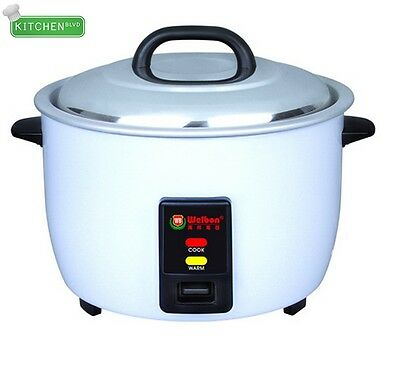 Welbon 60 Cups Commercial Rice Cooker