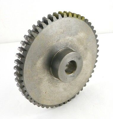 "BROWNING CWG650-1 50 Teeth 14-1/2"" Degree 1.25"" Bore Cast Iron Worm Gear 1Z"