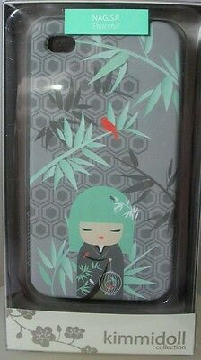 KIMMI DOLL COLLECTION NAGISA PEACEFUL iPHONE COVER KF0500 MINT IN BOX NEW 2012
