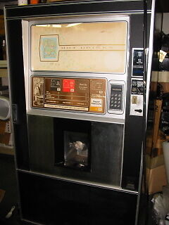 National Vendors Hottron Coffee Machine