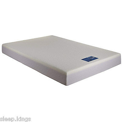 New 3Ft Single Visco Memory Foam Mattress For Adjustable Electric Beds Free Del