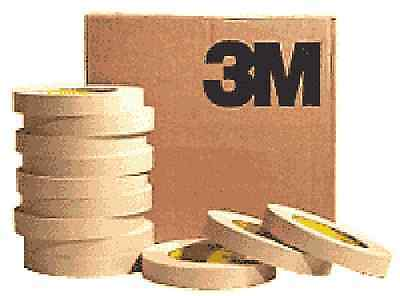 3M 06340 Scotch Masking Tape 233 48mm Roll, Case of 24 - 6340