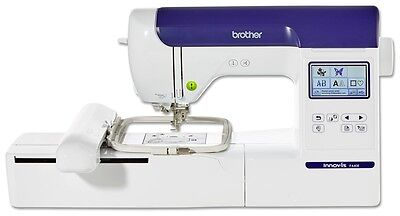 Brother Embroidery Machine Innovis F440E 0% Finance Available Replaced the 750E