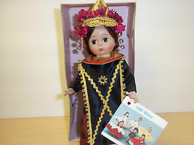 Vintage Indonesia  #779 - Bent Knees - 1971 by Madame Alexander - MIB - NRFB