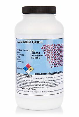 500g Aluminium oxide•powder•top quality•