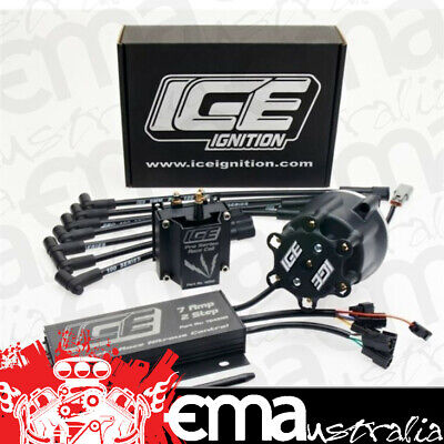 Ice Ignition 7 Amp Street/race Nitrous Control Kit Holden 253-308 C.i.d Ik0443