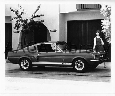 1967 Ford Shelby Mustang GT500 Ref. # 74769 Factory Photo