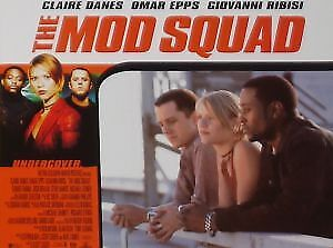 THE MOD SQUAD - 11x14 US Lobby Cards Set - Claire Danes, Giovanni Ribisi