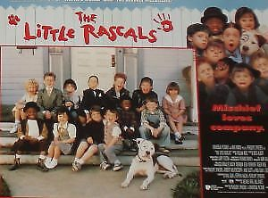THE LITTLE RASCALS - 11x14 US Lobby Cards Set - Kevin Jamal Woods