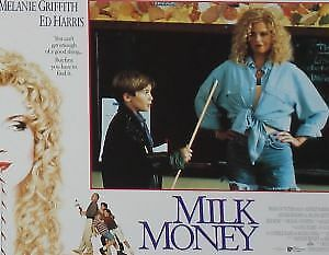 MILK MONEY - 11x14 US Lobby Cards Set - Melanie Griffith Michael Patrick Carter