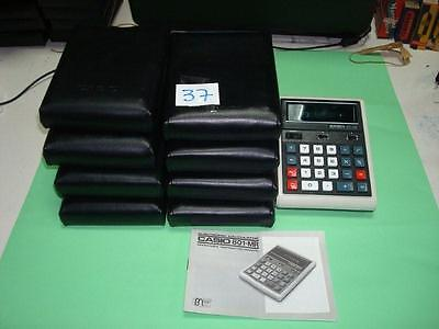 Calculadora - Calculator. Casio 801-Mr.  Cod$*37 -