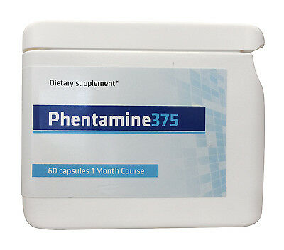 Phentamine 375 - Phen375 Replacement - Diet Slimming Weight Loss Pills