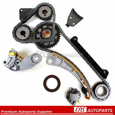 Suzuki Chevy 1.8L 2.0L 2.3L Timing Chain Gear Kit G18K J18A J20A J23A New Parts!