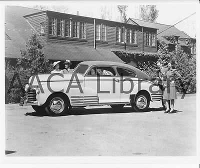 Factory Photo 1942 One Ton Panel Truck Ref. # 43381