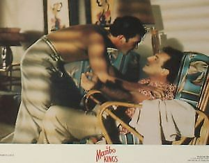 THE MAMBO KINGS - 11x14 US Lobby Cards Set - Antonio Banderas, Armand Assante