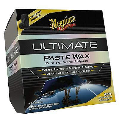 Meguiars G18211 Ultimate Paste Wax 11 oz.