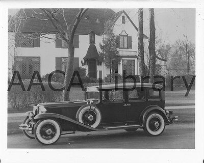 Ref. # 34901 Factory Photo 1929 Cord Roadster
