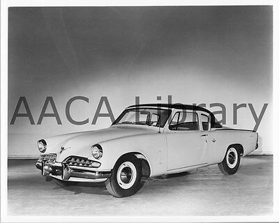 1954 Studebaker Commander Coupe, Factory Photo (Ref. #91535)