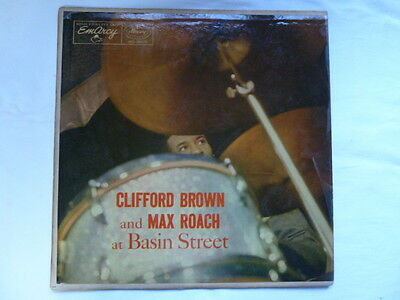 Clifford Brown and Max Roach at Basin Street  - MG-36070 First !!!!!
