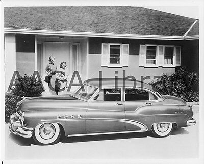 Factory Photo 1956 Buick Model 56R Super four door Riviera Ref. # 28501
