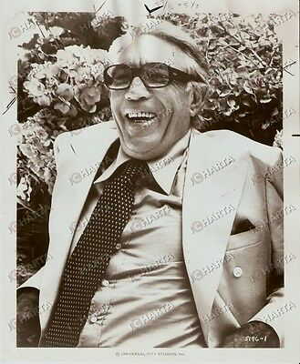 1978 THE GREEK TYCOON Anthony QUINN as Aristoteles ONASSIS *Photo