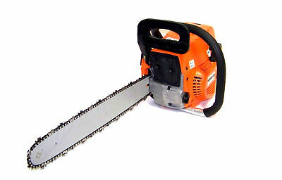 "52Cc 20"" Gasoline Chainsaw Cutting Wood Tools"